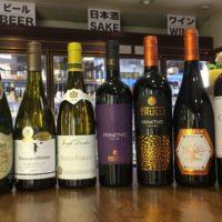 2017/9/29ワイン飲み比べ